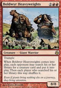 Boldwyr Heavyweights