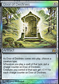 door of destinies foil