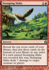 Stomping Slabs