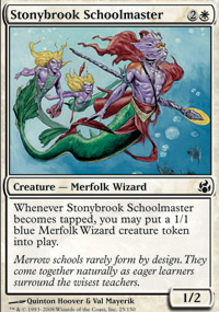 Stonybrook Schoolmaster