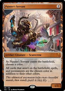Painters_Servant