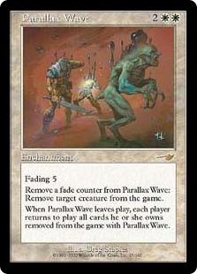 Parallax Wave