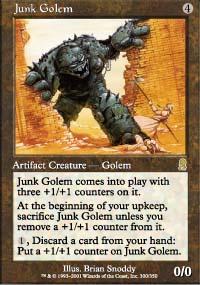 Junk Golem