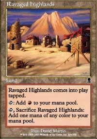 Ravaged Highlands