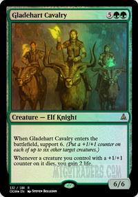 Oath of the Gatewatch Gladehart Cavalry