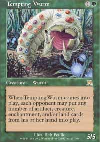 Tempting Wurm