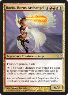 Razia, Boros Archangel