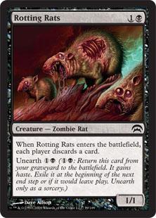 Rotting Rats
