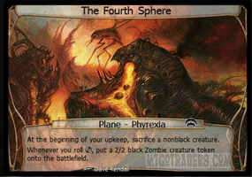 The Fourth Sphere