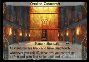Onakke Catacomb