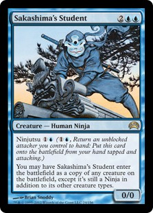 Sakashima's Student