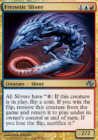 Frenetic Sliver