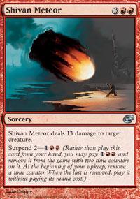 Shivan Meteor