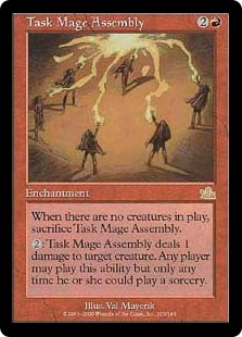Task Mage Assembly