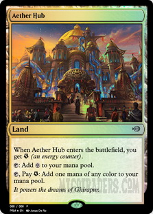 how to use aether hub