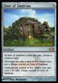Door of destinies for Door of destinies