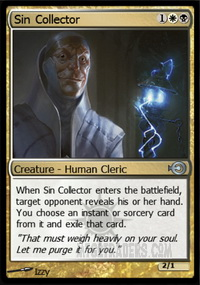 Sin Collector