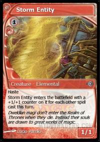 Storm Entity