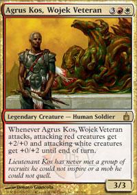 AgrusKos, Wojek Veteran