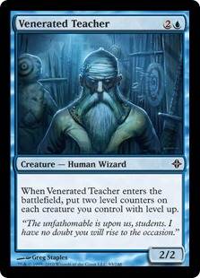 Venerated Teacher