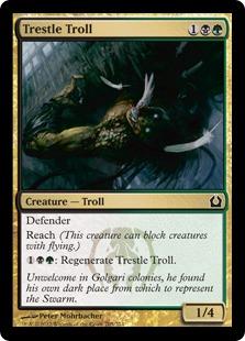 Trestle Troll