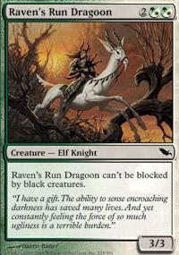 raven's run dragoon