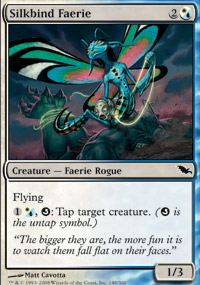 silkbind faerie