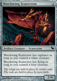 Watchwing Scarecrow