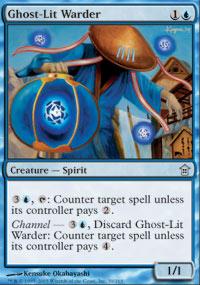 Ghost-Lit Warder