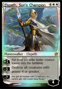 Elspeth Sun S Champion