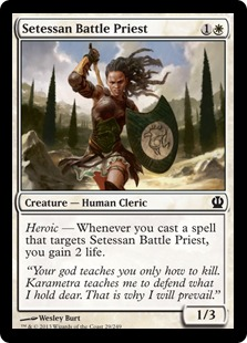Setessan Battle Priest
