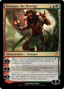 Xenagos, the Reveler