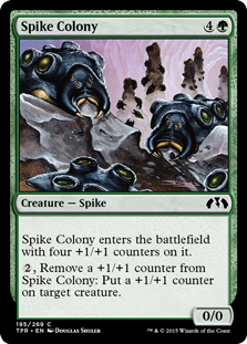 Spike Colony