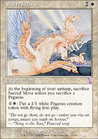 Sacred Mesa