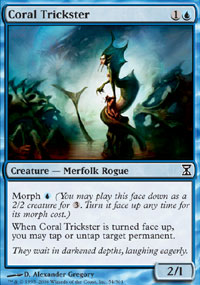 Coral Trickster