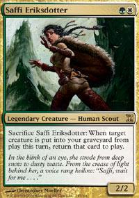 Saffi Eriksdotter