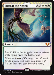 Shield of Emeria FOIL From the Vault Iona Angels NM CARD ABUGames