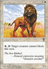 Jamuraan Lion