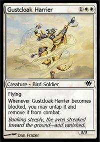 Gustcloak Harrier