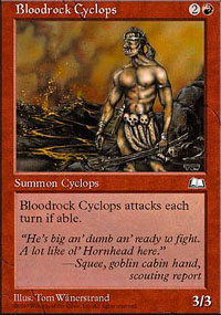 Bloodrock Cyclops