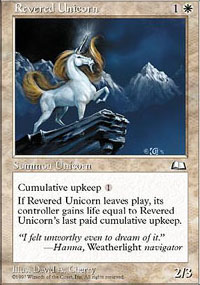 Revered Unicorn