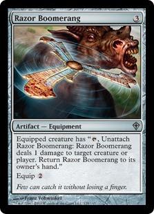 Razor Boomerang