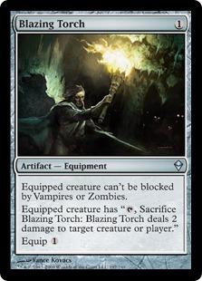 Blazing Torch