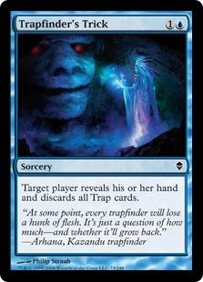 Trapfinder's Trick